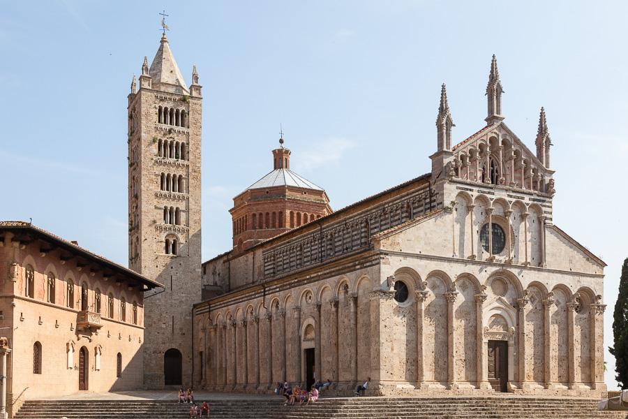 Die Toskana - Kirchen und Klöster