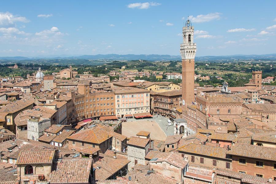Die Toskana - Städte und Dörfer