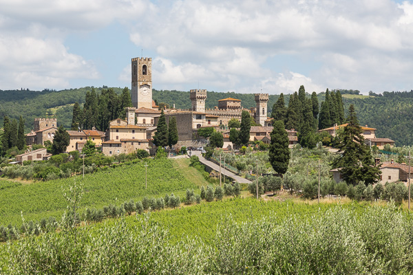Toskana - Badia a Passignano