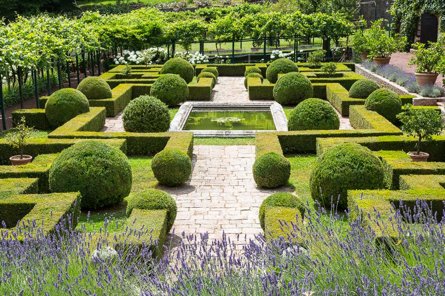 Die Toskana - Parks nd Gärten