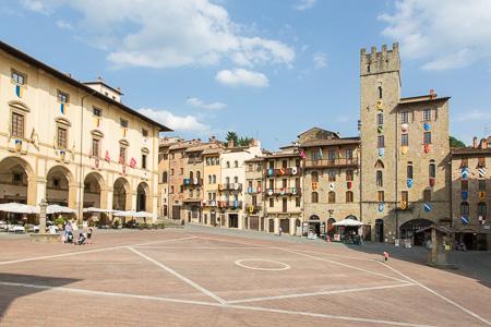 Toskana - Arezzo