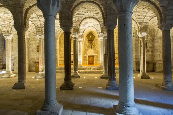 Toskana - Abbazia San Salvatore