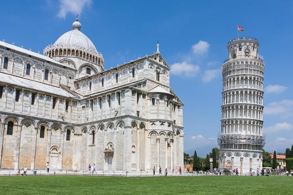 Toskana - Pisa