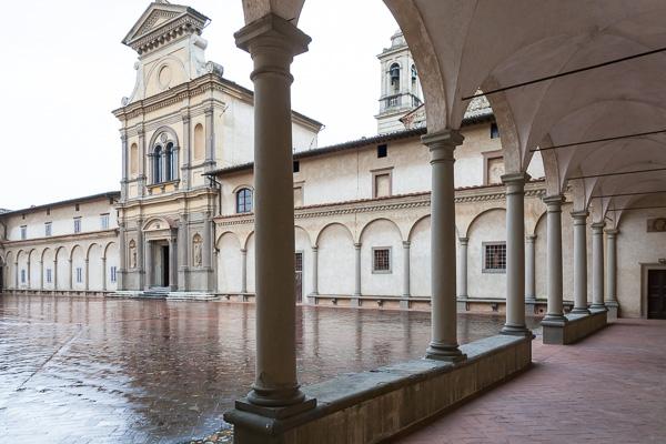 Toskana - Certosa del Galluzzo