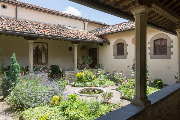 Toskana - Fiesole