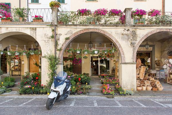 Toskana - Greve in Chianti