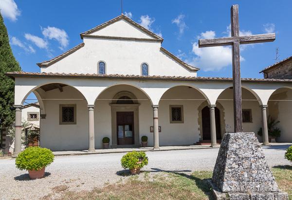 Toskana - San Leolino