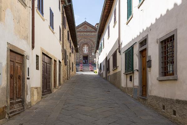 Toskana - Panzano