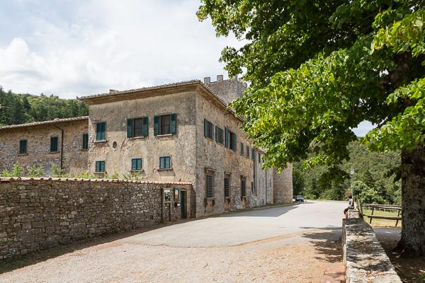 Toskana - Badia a Coltibuono