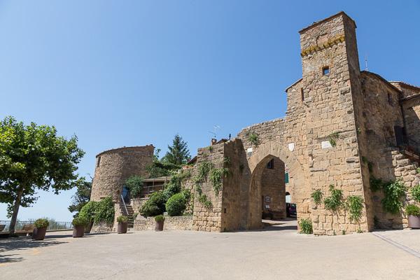Toskana - Monticchiello
