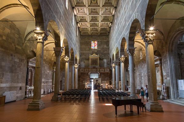Toskana - Lucca - Chiesa di San Giovanni e Santa Reparata