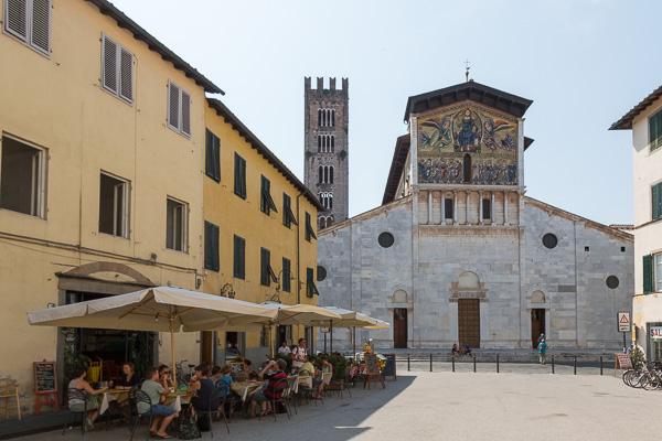 Toskana - Lucca - San Frediano