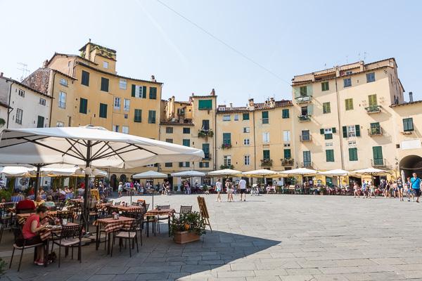 Toskana - Lucca