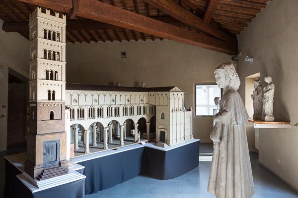 Toskana - Lucca - Dommuseum