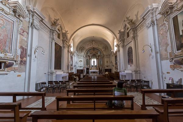 Toskana - Lecceto