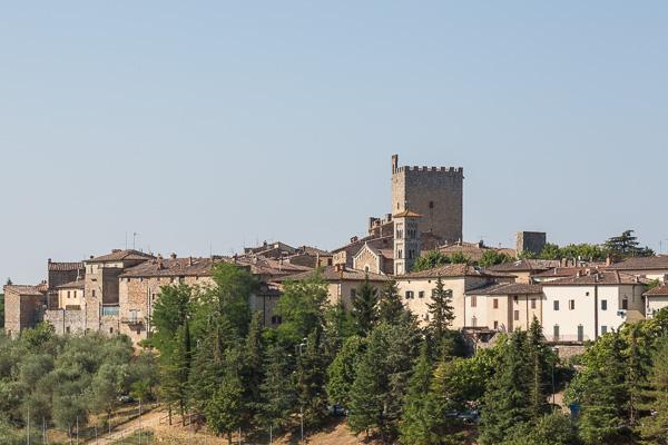 Toskana - Castellina in Chianti