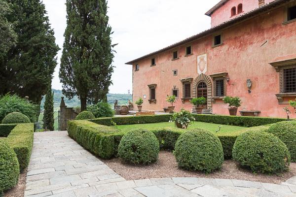 Toskana - Vignamaggio