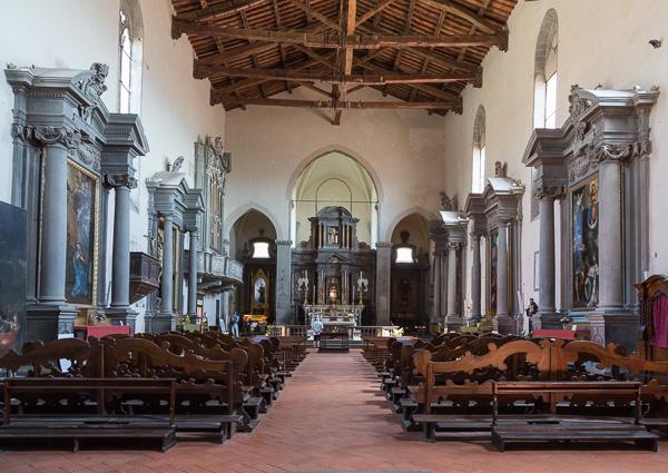 Toskana - Cortona