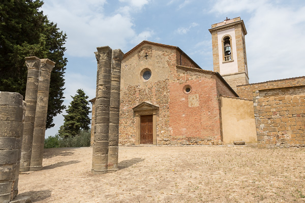 Toskana - Barberino Val d'Elsa - Pieve di Sant'Appiano