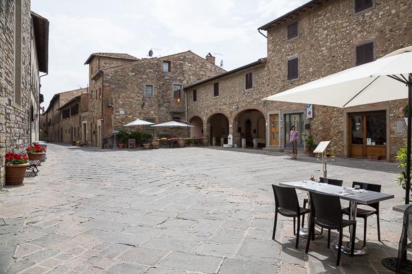 Toskana - Barberino Val d'Elsa