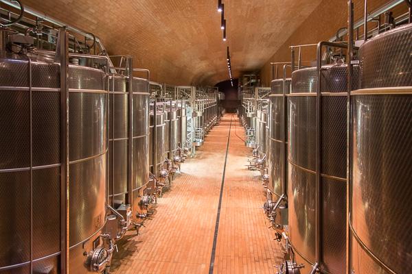 Toskana - Weingut - Antinori