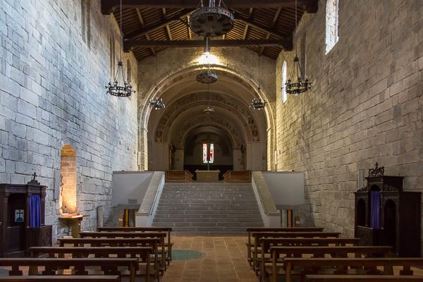 Toskana - Abbazia di San Salvatore