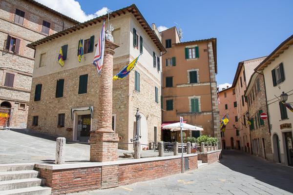 Toskana - Castelnuovo Beradenga