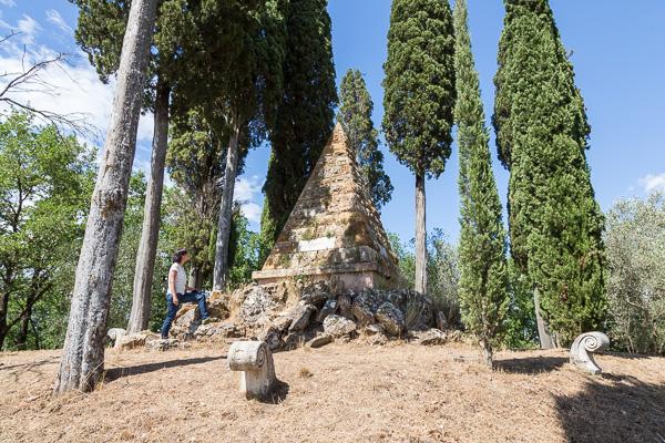 Toskana - Montaperti