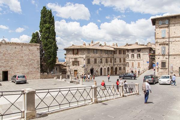 Umbrien - Assisi