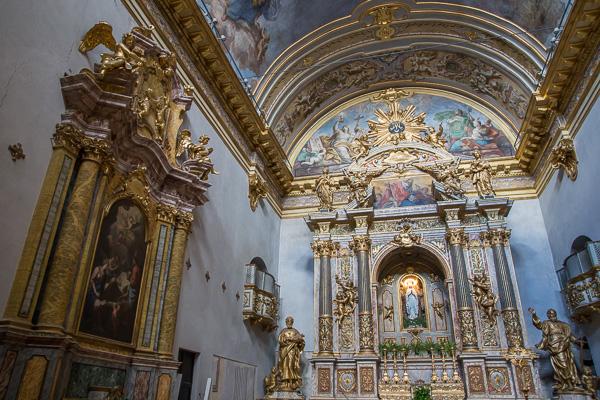 Umbrien - Assisi - Santa Maria sopra Minerva