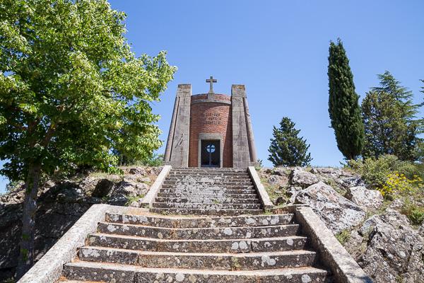 Toskana - Castiglione d'Orcia