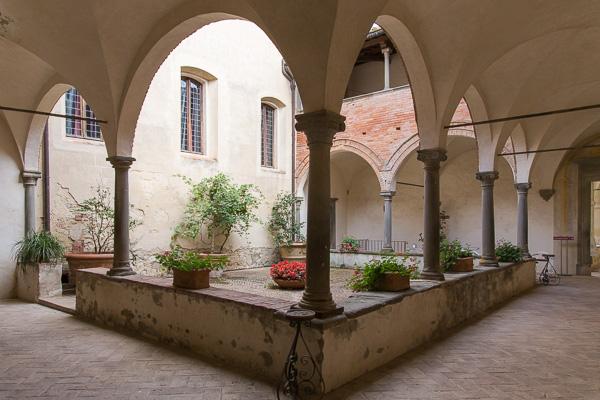 Toskana - Certosa di Pontignano