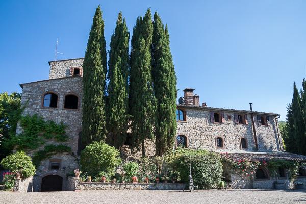 Toskana - Weingut - Nittardi
