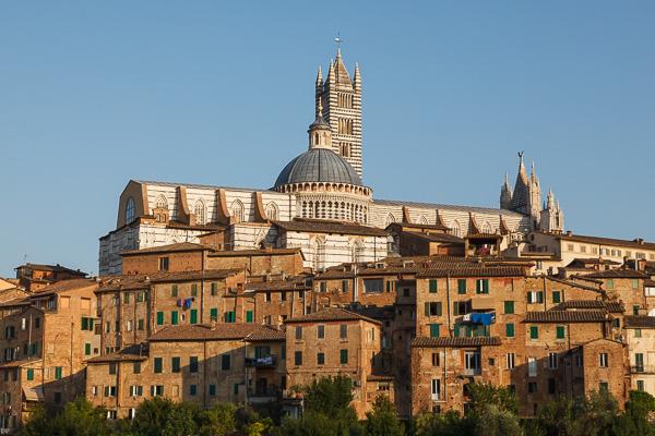 Toskana - Siena - Der Dom