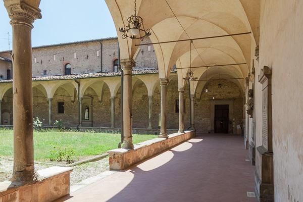 Toskana - Prato - San Domenico