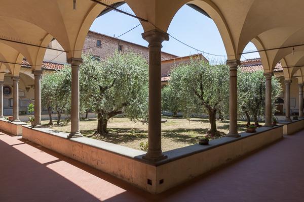 Toskana - Prato - San Francesco