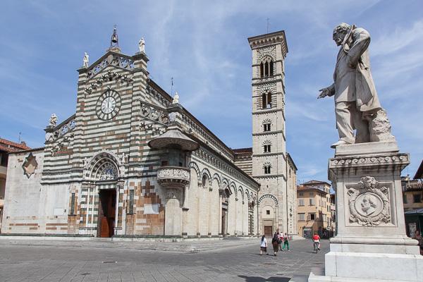 Toskana - Prato - Der Dom