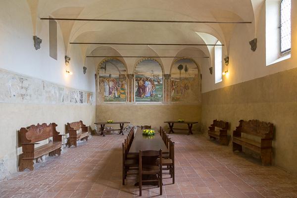 Toskana - Sant' Anna in Camprena