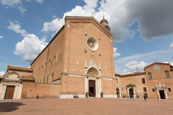Toskana - Siena - San Francesco