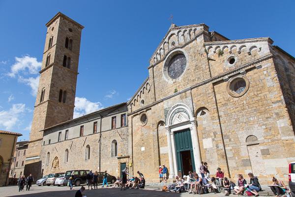 Toskana - Volterra - Santa Maria Assunta