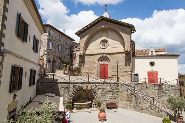 Toskana - Radda - San Niccolo