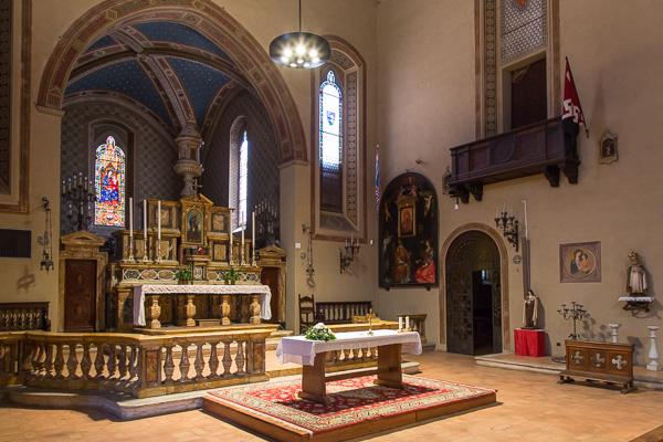 Toskana - Siena - San Niccolò del Carmine