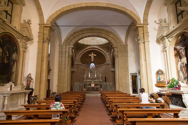 Toskana - Siena - Chiesa di San Cristoforo