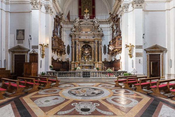Toskana - Siena - Chiesa di Santa Maria di Provenzano