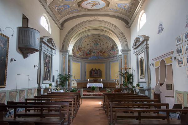 Toskana - San Donato in Lamole