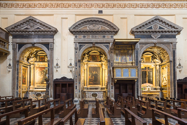 Toskana - Siena - Cappella Universitaria Di Siena