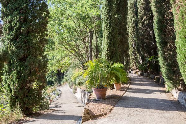 Toskana - Siena - Der botanische Garten