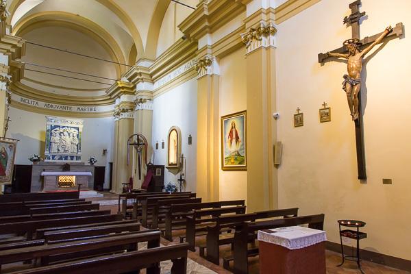 Toskana - Radicofani - Sant' Agata