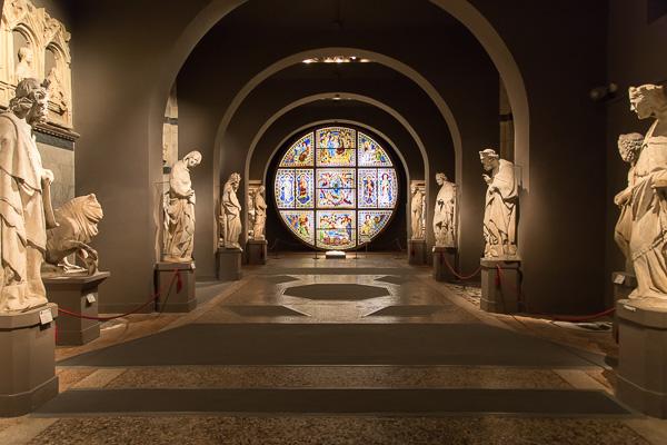 Toskana - Siena - Dom - Dom-Museum