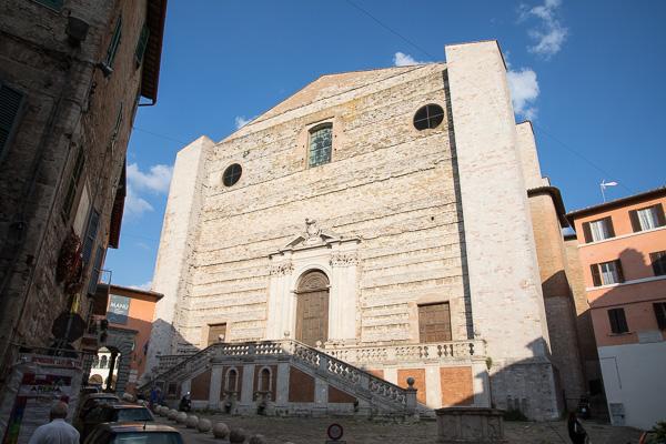 Umbrien - Perugia - San Domenico